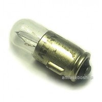 miniature bulb 12V  1W  19 x 7 mm