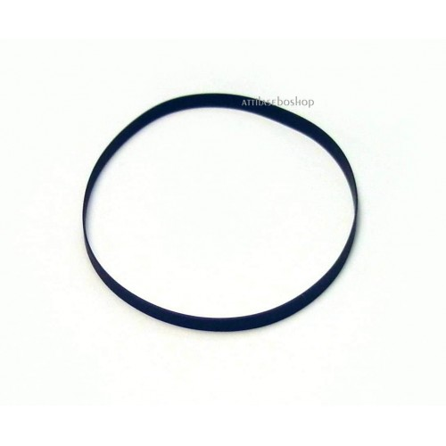 flat section audio drive belt  46 x 3 x 0,4 mm