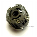 47 ohm wire wound  potentiometer with center tap