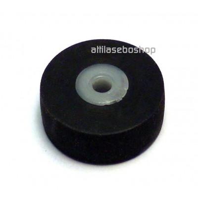 compact cassette deck pinch roller 13mm x 5,7mm x 2mm