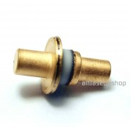 2A507A microwave PIN diode 200GHz, Gold plated,  collectible