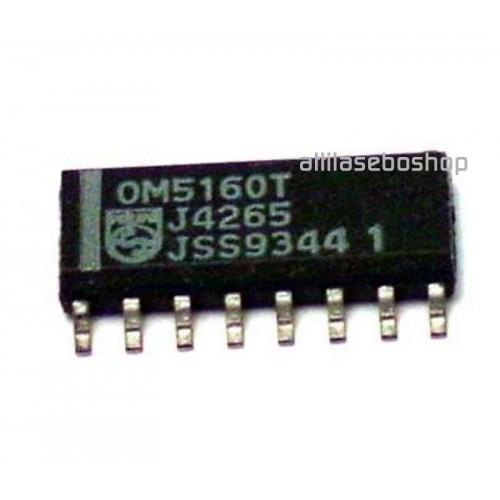 OM5160T Low voltage telephone IC   SSOP16