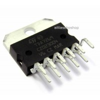 TDA7269 power amplifier IC   10+10W   +- 14V