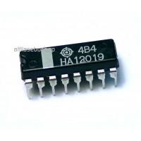 HA12019   VU meter IC  Hitachi   DIP16