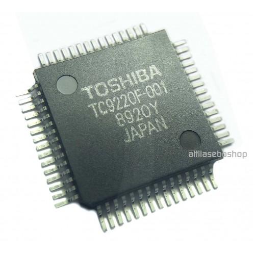 TC9220F-001 servo processor for Yamaha CDC-500 CD player