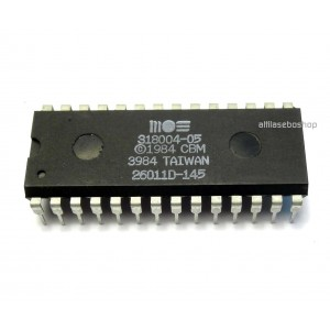 318004-05  IC  for Commodore C16   DIP-24