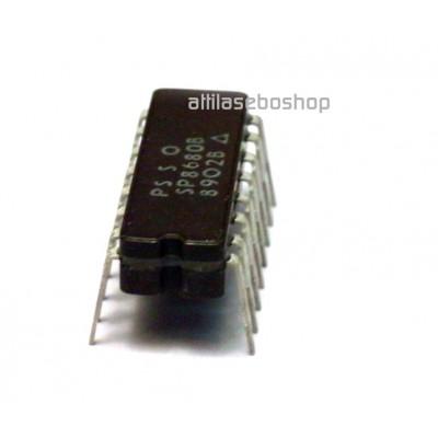 SP8680 ECL prescaler  in DIP16 ceramic package