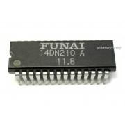 14DN210A Funai servo CPU in SDIP28