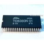 TD6360N-01 servo processor  Toshiba