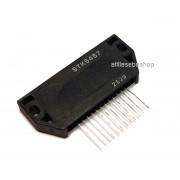 STK5467  voltage regulator IC , 2x 12V, 1x 5,5V