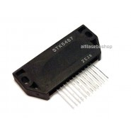 STK5467  voltage regulator IC , 2x 12V, 1x 5,5V