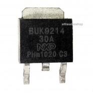 BUK9214-30A  MOSFET 30V, 63A 10ns D-PAK transistor  NXP