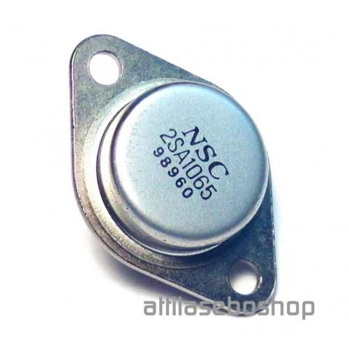 2SA1065  150V 10A 120W  PNP transistor  TO3   NSC