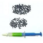 key pad repair -keypad fix KIT, 300pcs of 3mm and 4 mm conductive pads and adhesive for keyboadrs