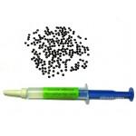 key pad repair- keypad fix KIT  - 200 pcs of 2mm conductive rubber pads and adhesive