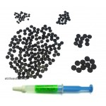 key pad repair - keypad fix KIT for remote controllers - 200 pcs conductive rubber pads and adhesive